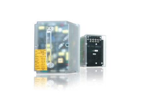 Electronic code transmitter